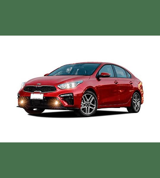 Manual de Taller Kia Cerato / Forte ( 2019 - 2020 ) inglés