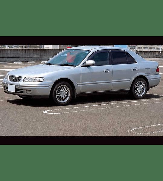 Manual De Taller Mazda 626 (1997-2005) Español