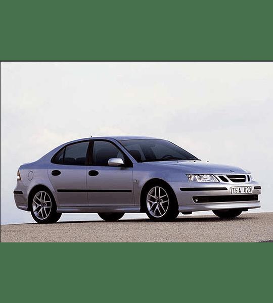 Manual De Taller Saab 9-3 (2003–2014) Español
