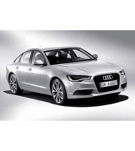Manual De Taller Audi A6 (2011-2018) Inglés