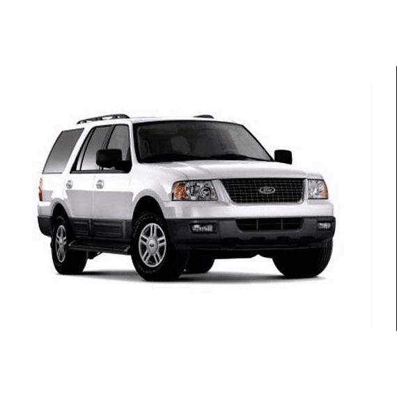 Manual De Taller Ford Expedition (2003–2006) Ingles