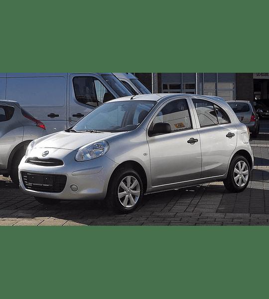 Manual De Taller Nissan March (2010-2017) Español