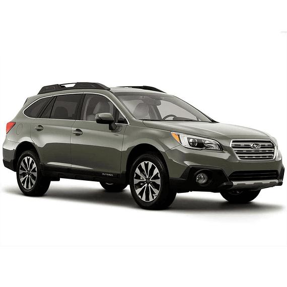 Manual De Taller Subaru Legacy / Outback ( 2019 ) Inglés