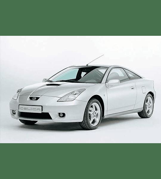 Manual De Despiece Toyota Celica (1999 - 2006) Español