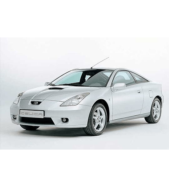 Manual De Taller Toyota Celica (1999 - 2006) Español