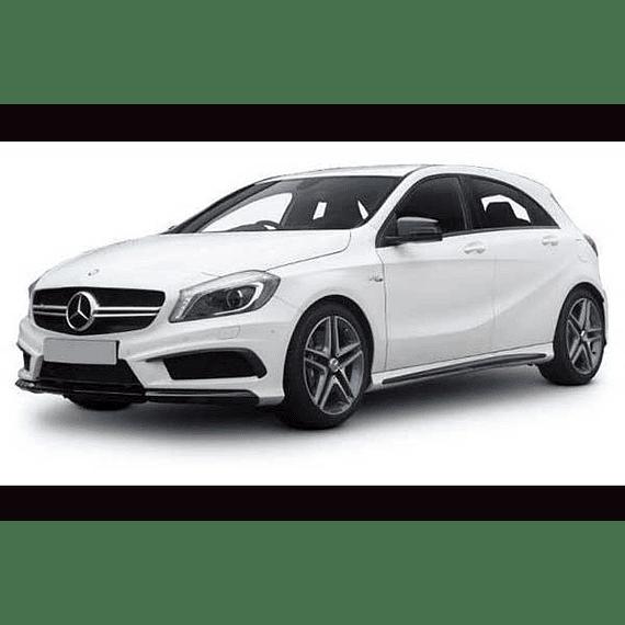 Manual De Despiece Mercedes Benz W176 (2013 - 2018) Español