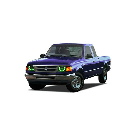 Manual De Usuario Ford Ranger (1993 - 1997) Español