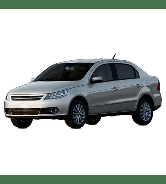 Manual De Despiece Volkswagen Voyage (2010-2019) Español