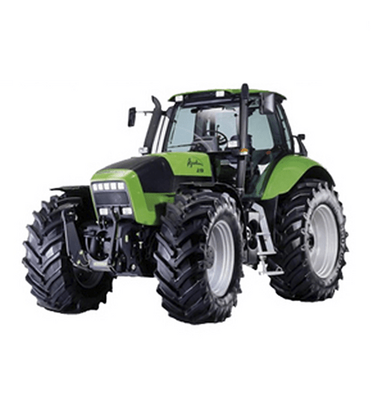 Manual De Taller Deutz Agrotron 150, Ingles