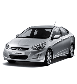 Manual De Despiece Hyundai Accent (2011 - 2018) Español