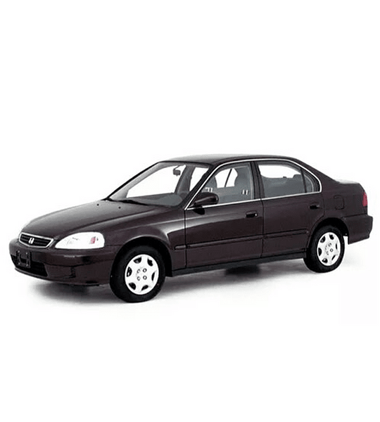 Manual De Taller Honda Civic (1995-2000) Español