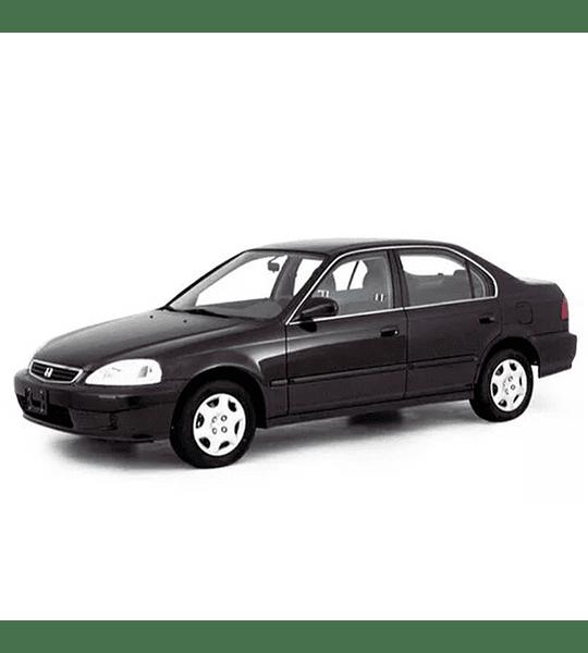 Manual De Taller Honda Civic (1995-2000) Español