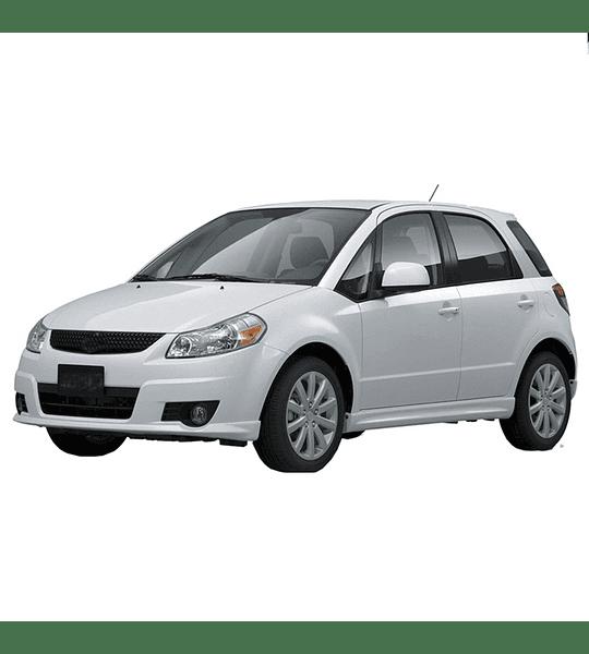 Manual De Despiece Suzuki Sx4 (2006-2014) Español