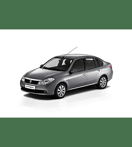 Manual De Taller Renault Thalia (2008 - 2013) Español