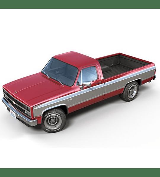 Manual De Taller Chevrolet Silverado (1973-1987) Español