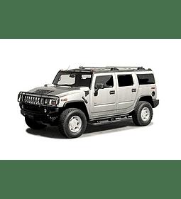 Manual De Taller Hummer H2 (2002-2009) Español