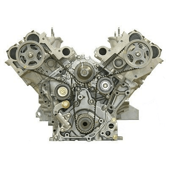 Manual de Taller Motor Isuzu 3.5 ( Inglés )