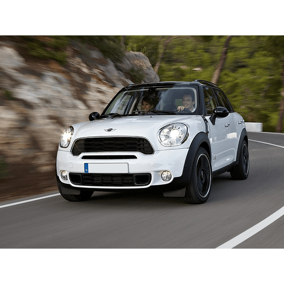 Manual De Taller Mini R60 (2010–2016) Español