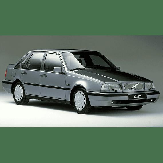 Manual De Taller Volvo 440/460 (1987–1996) En Francés