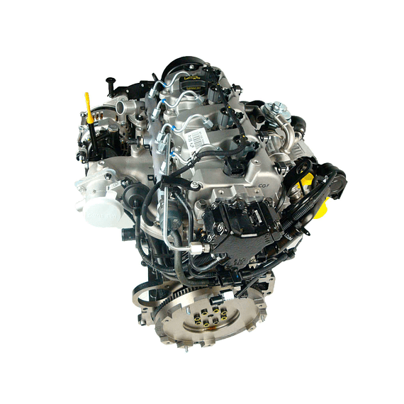 Manual De Taller Del Motor Diesel Hyundai D4ea ( Inglés )