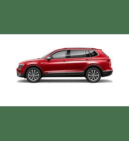 Manual De Taller Volkswagen Tiguan (2016 - 2019) Inglés