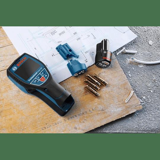 Detector Materiales Bosch D-tect 120 Professional