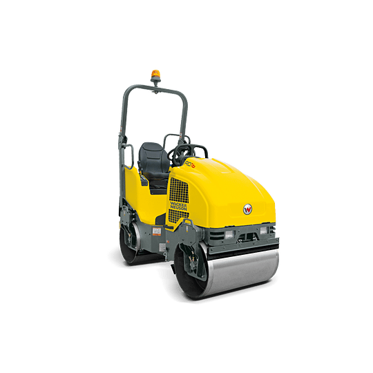 Rodillo compactador operador a bordo RD 16-90