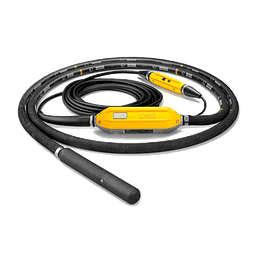 Vibrador 57 mm alta frecuencia IRFU 57 Wacker Neuson