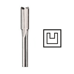 Fresa recta HSS 4,8 mm 652 Dremel