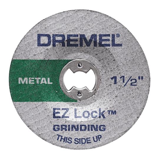 Disco Desbaste metal Ez-Lock EZ 541 GR Dremel