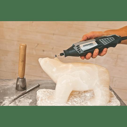 Piedra para tallado carburo silicio (85602)