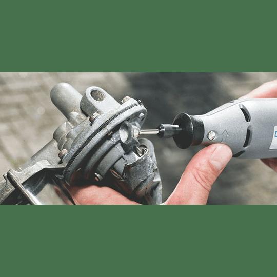 Cepillo de acero al carbón 12.7 mm 2 pcs 442AC Dremel
