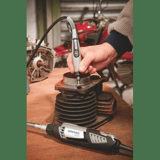 Cepillo de acero inoxidable 2 pcs 12.7 mm 531AA Dremel