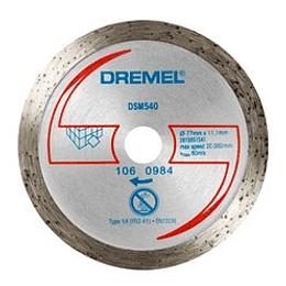 Disco Corte Diamantado Para Baldosas SM540 Para Saw Max