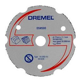 Disco corte multipropósito DSM500 Para Saw Max