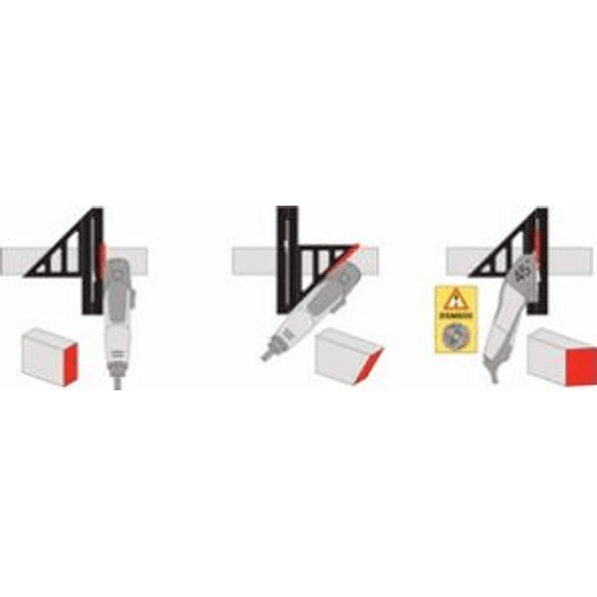 Guía de corte DSM20 (SM840) Dremel