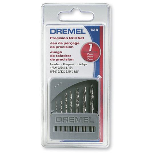 Juego Brocas precisión 628 Dremel