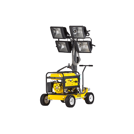 Mini Torre Iluminacion Wacker Neuson ML440