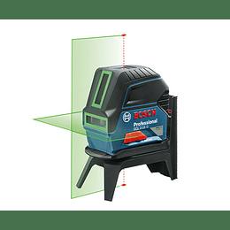 Láser Combinado GCL 2-15 G Verde Professional Bosch