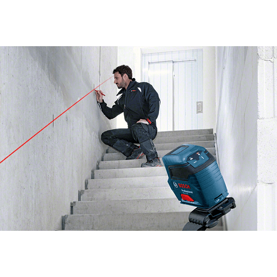Nivel láser de línea GLL 2-10 Professional Bosch