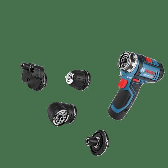 Taladro 4 en 1 GSR 12V-15 FC Professional Bosch