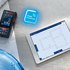 Medidor láser Bluetooth Bosch GLM 120 C Professional