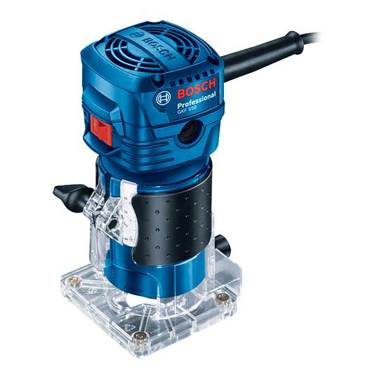 Fresadora de cantos GKF 550 Professional Bosch