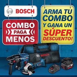 Combo Paga menos Bosch