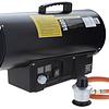 Turbo calefactor gas 30kw Power Pro
