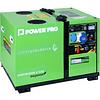 Generador a gas 5 kva DG5000D + ATS Power Pro