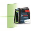 Nivel láser líneas Verdes Cruzadas GLL 2-12 G Bosch