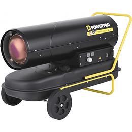 Turbo Calefactor Diésel/parafina 50kw Power Pro