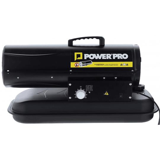 Turbo calefactor Diesel/parafina 20kw Power Pro