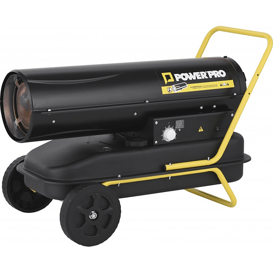 Turbo calefactor Diésel/parafina 30kw Power Pro